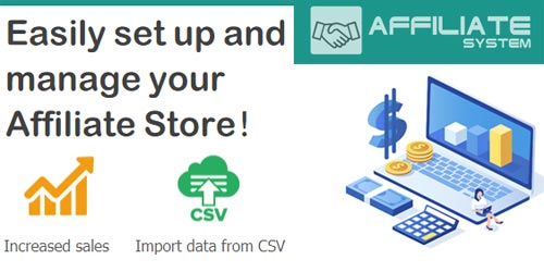Create an affiliate store easily & insert thousands of affiliate products in a few minutes!